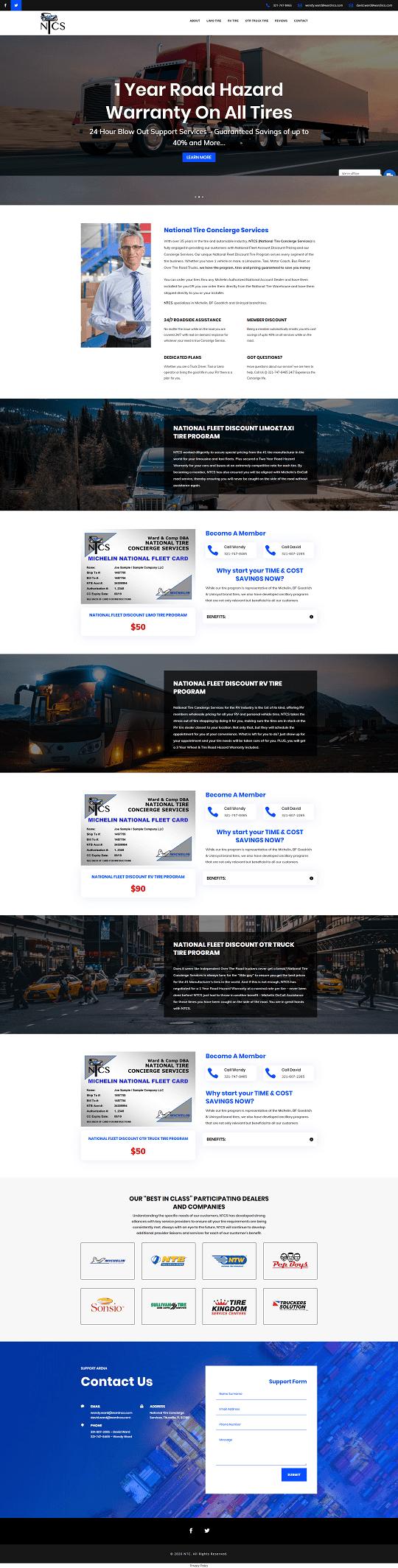 National Tire Concierge Services